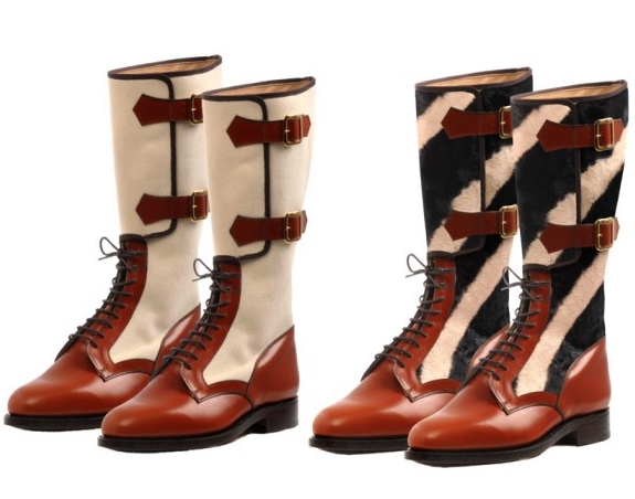 Vintage Inspired Boots