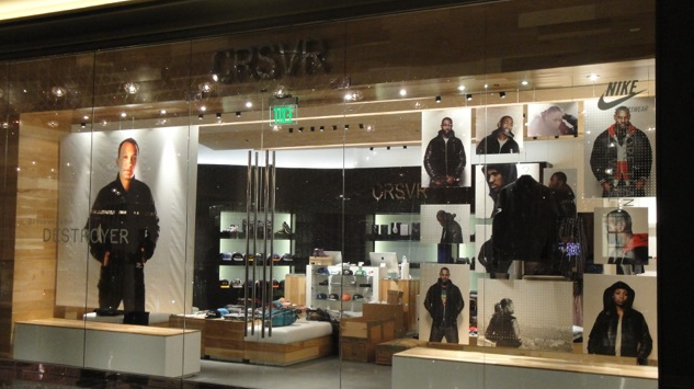 CRSVR Boutique Opens in LAS VEGAS!