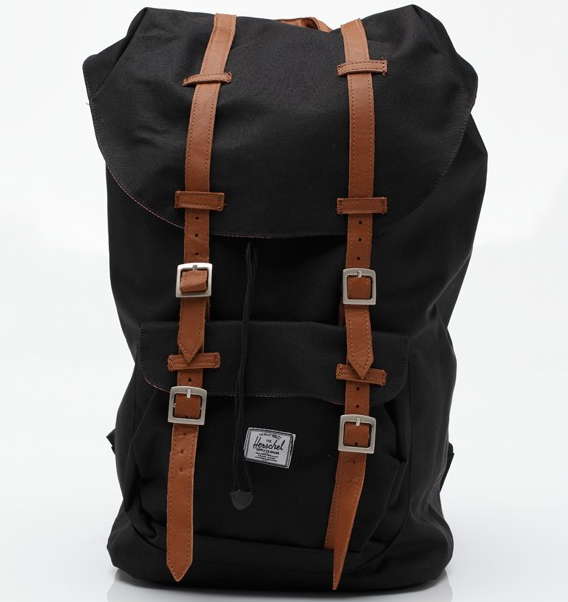 Materialology » Little America backpack by Herschel Supply Co.