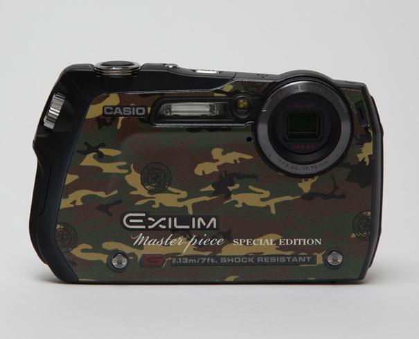 MASTER-PIECE & CASIO Exilim G1 Limited Edition Camera