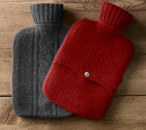 Cashmere Hot Water Bottle is perfect