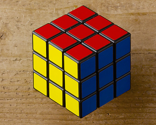 RUBIK'S CUBE the smart stocking stuffer this holiday