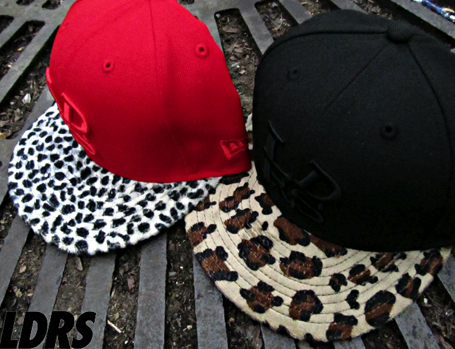 NEW ERA Cheetah and Leopard LDRS fitteds