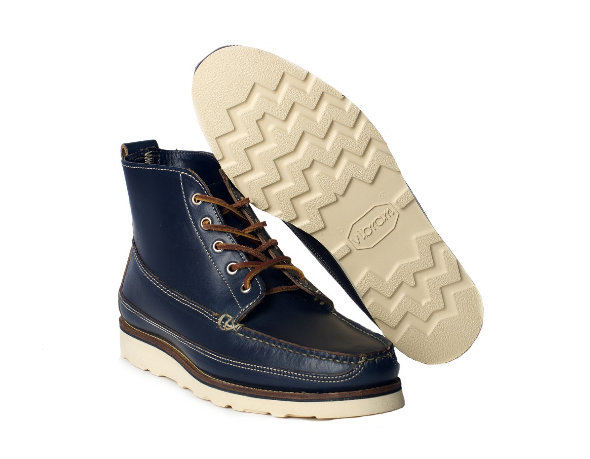 Fresh OAK STREET BOOTMAKERS Navy Camp Boot