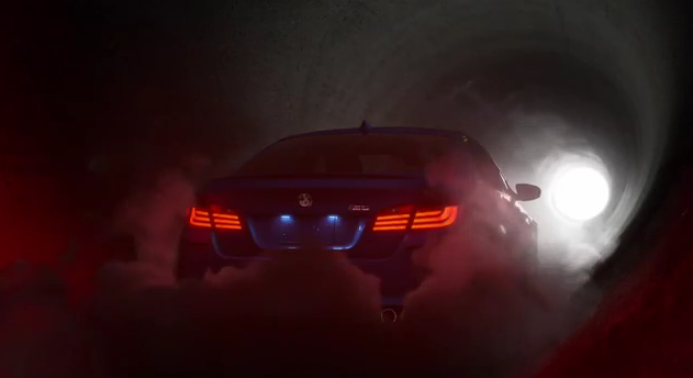 FEATURE VIDEO: BMW M5