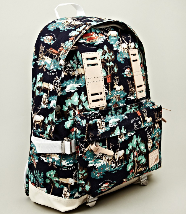 4103c2d888d Materialology » Master-piece x Nowartt Collaboration Series Backpack