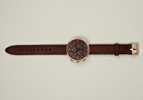 Uniform Wares 300 Series Chronograph Watch