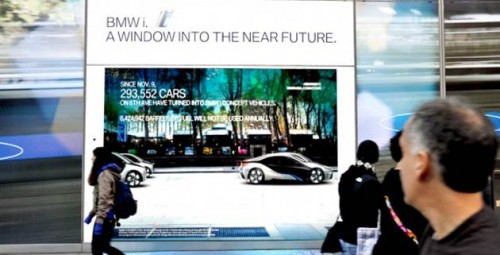 FEATURE VIDEO: BMW i Window in New York