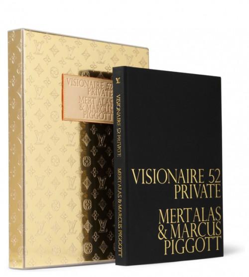 LV visonaire bookset
