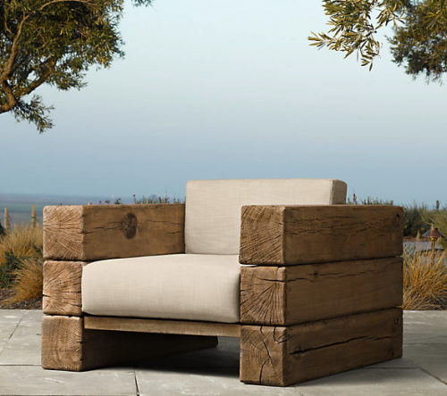 Attirant Beautiful Aspen Lounge Chair From Restoration Hardware