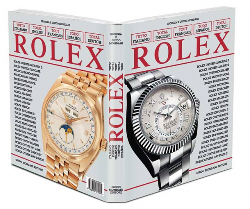 TOTAL ROLEX the book defines the brand well