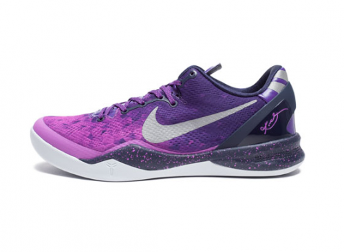 NIKE Kobe 8 System Court Purple is by far our favorite