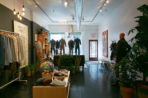DOCKERS New York City POP UP SHOP Opens