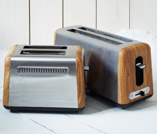 Cool Market Toasters from WEST ELM