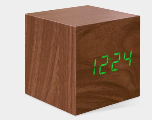 Cool Cube Clock