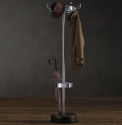 English Mac&Brolly proper coat rack