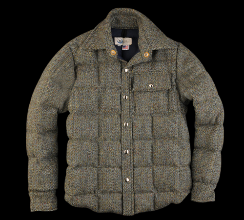 CRESCENT DOWN WORKS exclusively for UNIONMADE Down Jacket