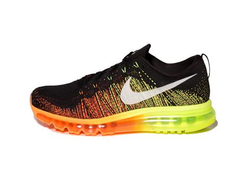 Flyknit Max are here from