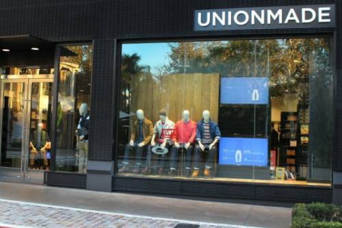 UNIONMADE opens at THE GROVE in LA