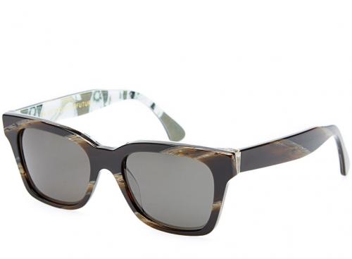 SUPER x Keiichi Tanaami América Sunglasses