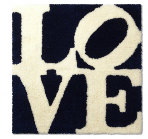 Second Lab Love Rug Materialology