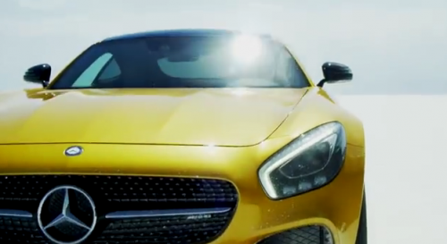 FEATURE VIDEO: Mercedes AMG GT is here!