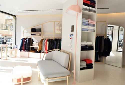 MAISON KITSUNE opens 2nd Boutique