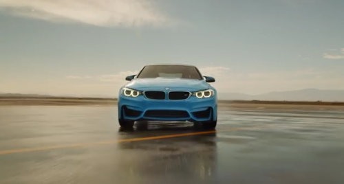FEATURE VIDEO: BMW M3 Puddles