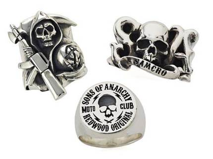 THE GREAT FROG Sons of Anarchy collection