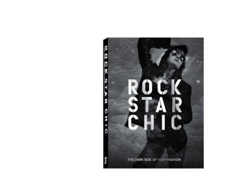 THE CURATED COLLECTION ROCKSTAR CHIC coffee table book