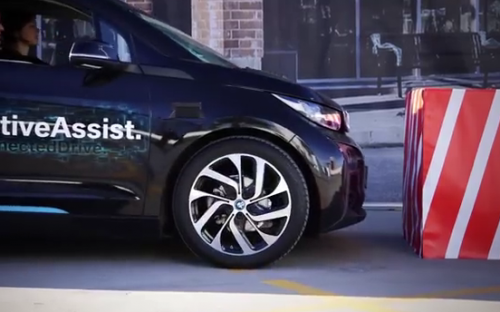 FEATURE VIDEO: BMW Self Driving Vehicles at CES 2015