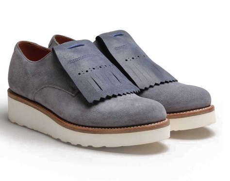 GRENSON did very well with these