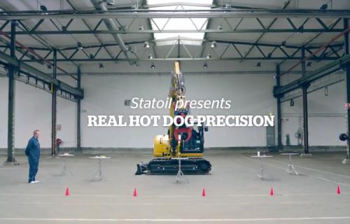 FEATURE VIDEO: STATOIL Presents Hot Dog Precision