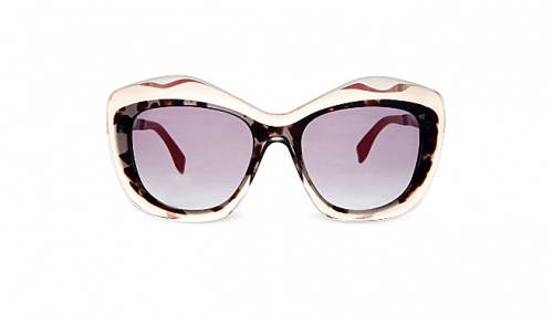 FENDI exclusive cat eye sunglasses for SELFRIDGES&CO.