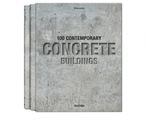 100 Contemporary Concrete Buildings from TASCHEN Books
