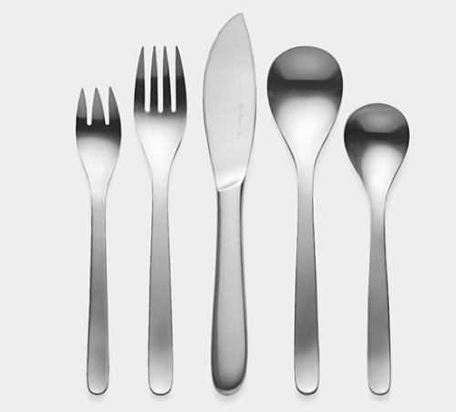 YANAGI five piece flatware set