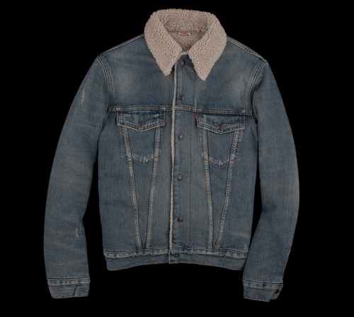 LEVI'S VINTAGE CLOTHING  TYPE III Sherpa Jacket