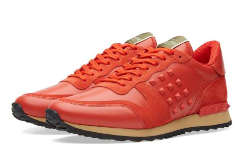 VALENTINO Tonal Rockrunner Sneaker