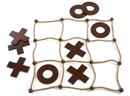 Outdoor TIC TAC TOE Set