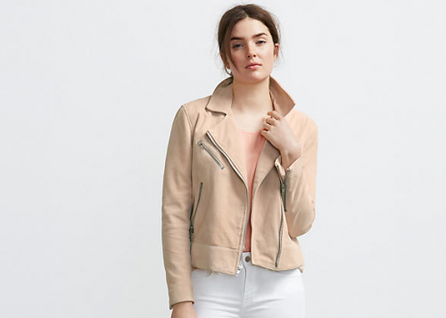 Women's Moto Jacket from Levi's® Made & Crafted™:  A Mother's Day Gift Idea
