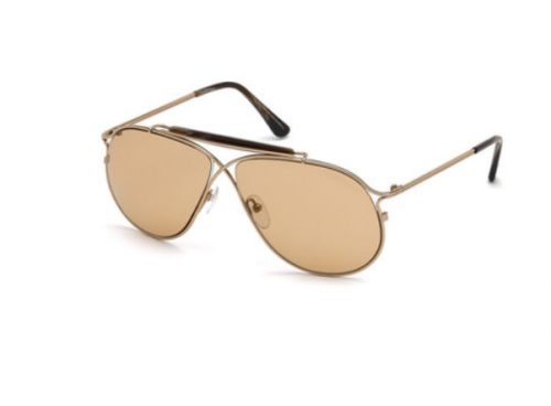 TOM FORD Tom N.6 Private Collection Titanium Sunglasses