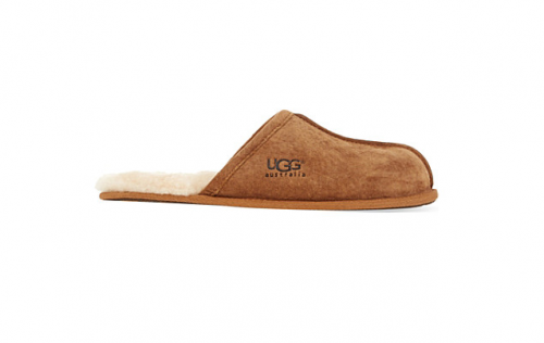 SCUFF sheepskin men slippers from UGG are home for the day perfect