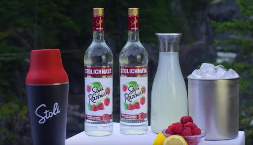 FEATURE VIDEO: Extreme Cocktailing | STOLI Highline Razberi Lemonade