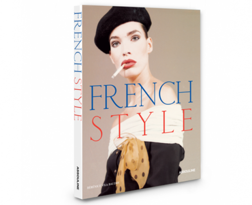 French Style coffeetable book from ASSOULINE