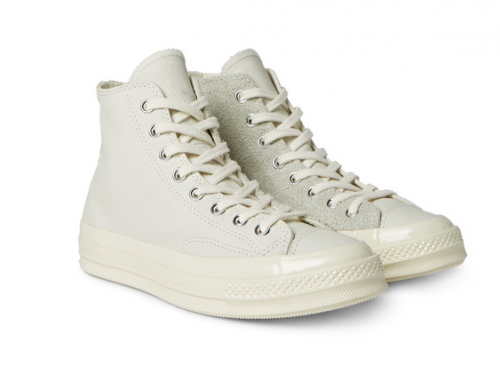 5b8a4af724810d 1970s Chuck Taylor All Star Leather And Suede High-Top from CONVERSE