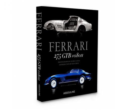 Ferrari 275 GTB from ASSOULINE Books