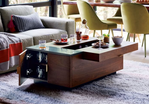Hyde Storage Coffee Table From West Elm Materialology