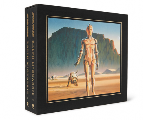 Star Wars Art: Ralph McQuarrie Hardcover Book Set