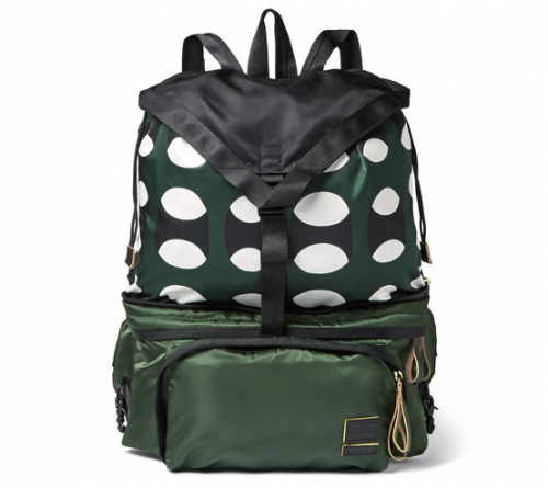 MARNI x Porter-Yoshida & Co Adjustable Twill Backpack