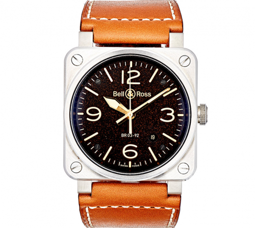 BELL & ROSS BR 03-92 Golden Heritage Watch